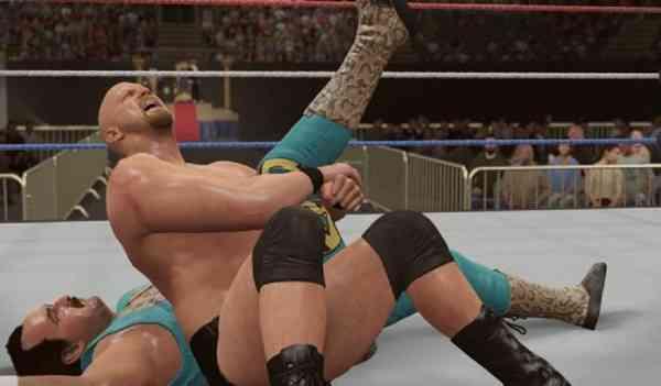 WWE 16 Screen 2