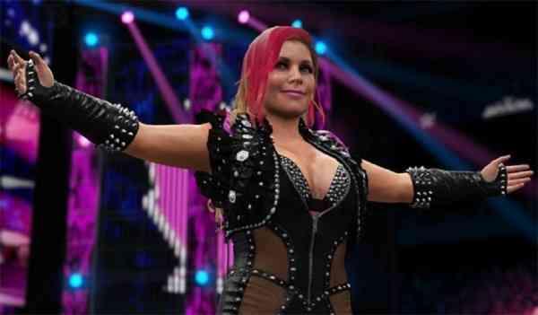 WWE Screen 3