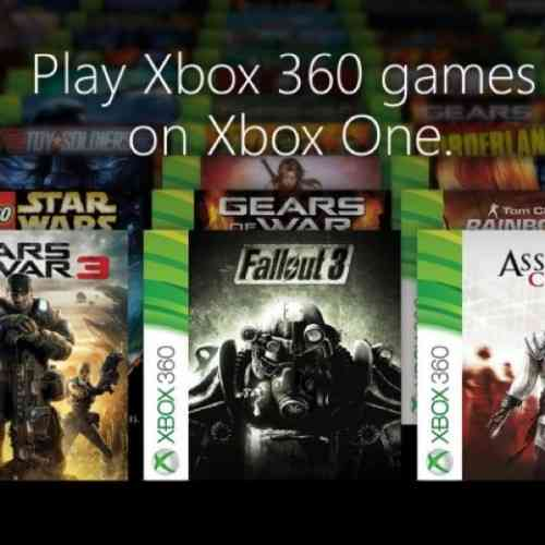 Xbox One Backwards Compatibility featured (old and new)