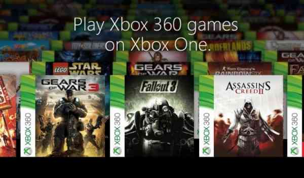 Xbox One Backward Compatibility featured (old and new)