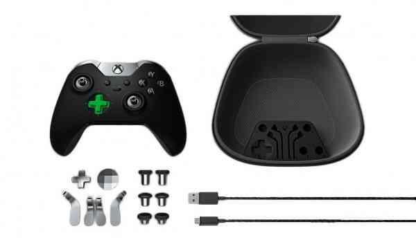 Xbox One Elite Controller editorial pic 2