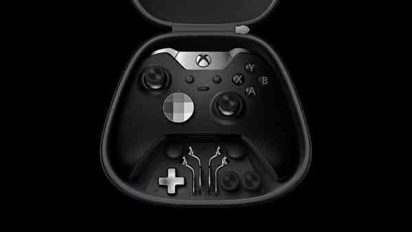 Xbox One Elite Controller editorial pic 5