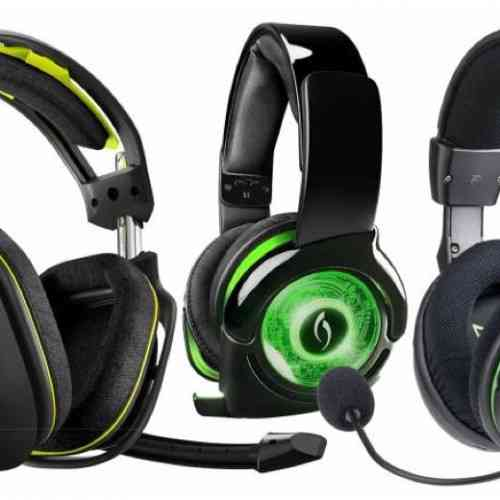 Xbox One headset buyers guide featured (old and new)
