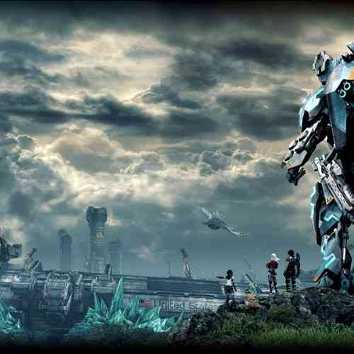 Xenoblade Chronicles X HERO