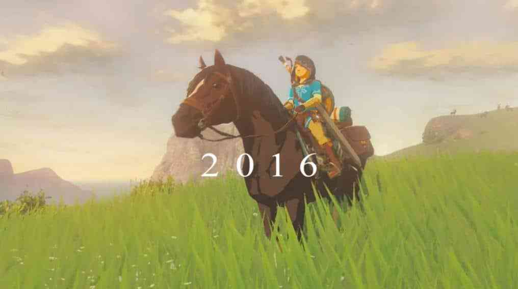 New Zelda Artwork Leaked on Amazon, Shows Huge World
