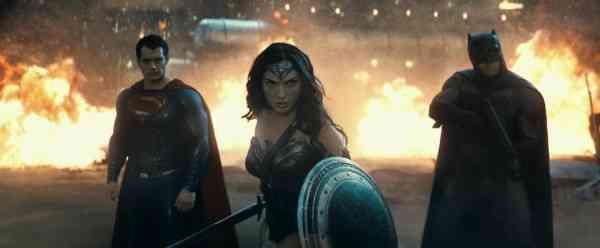 Batman vs Superman Screen