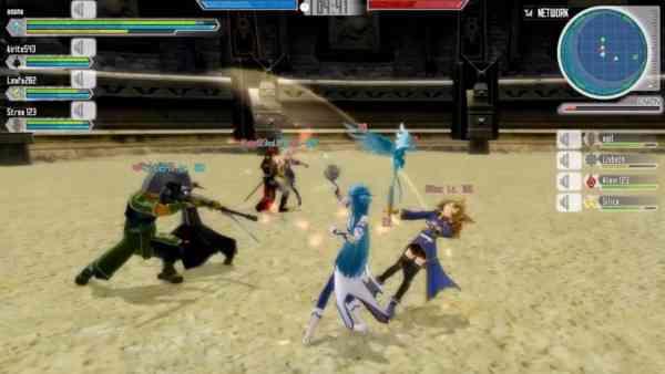 Sword Art Online Lost Song pic 4
