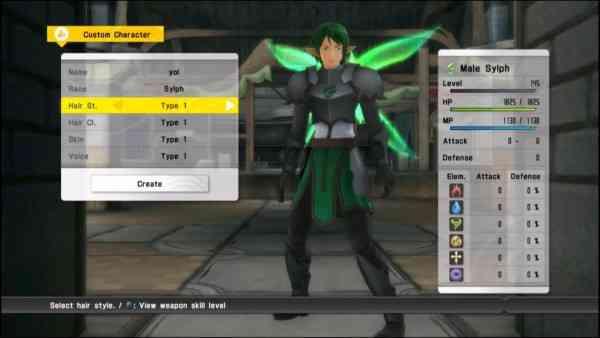 Sword Art Online Lost Song pic 5