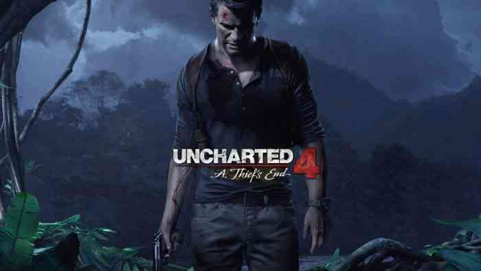 Uncharted 4 best game