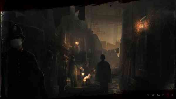 Dontnod's Action RPG Vampyr To Release In June On PC And Consoles