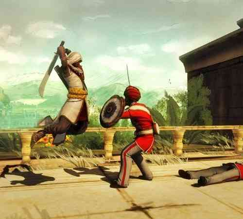 Assassin's Creed Chronicles India screen 1