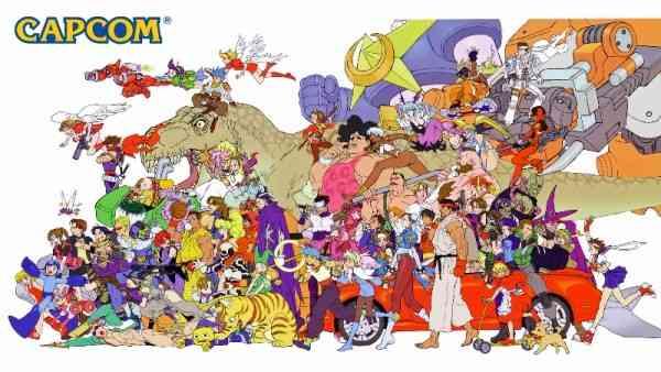 Capcom Characters (800x450)