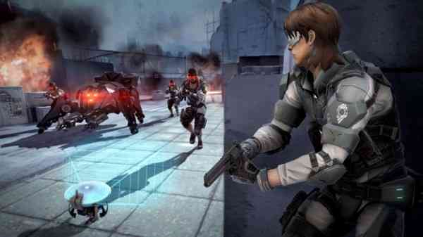Ghost in the Shell Screen 7