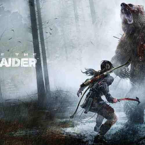 Rise of the Tomb Raider HERO