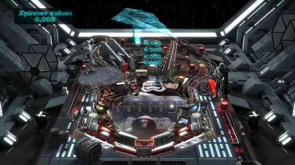 Star Wars Pinball Screen 5