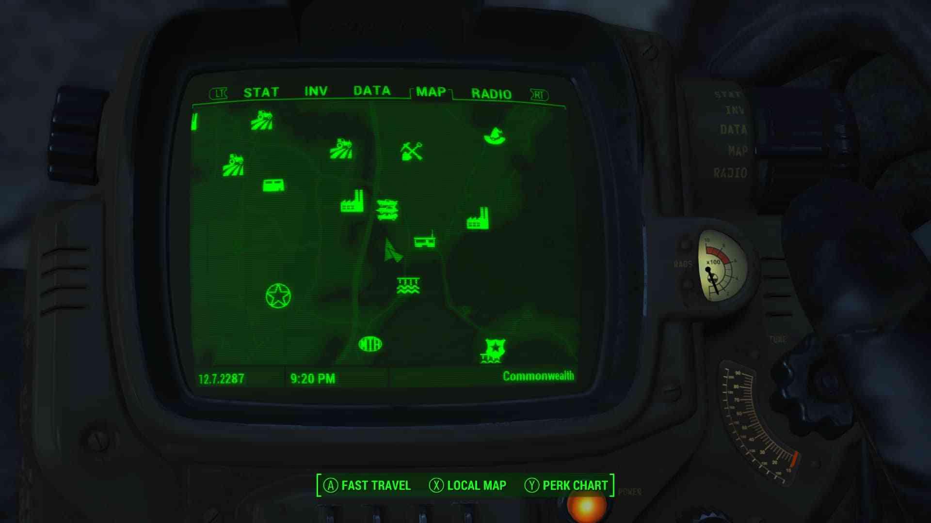 Tinkerer Build Fallout