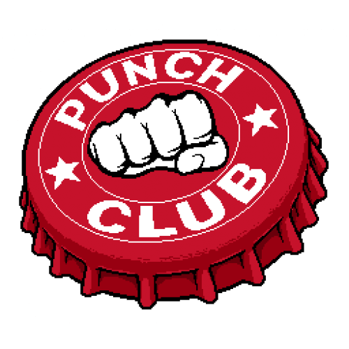 punch club logo