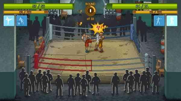 punch club screen 3