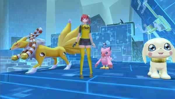 Digimon Story Cyber Sleuth Screen 6