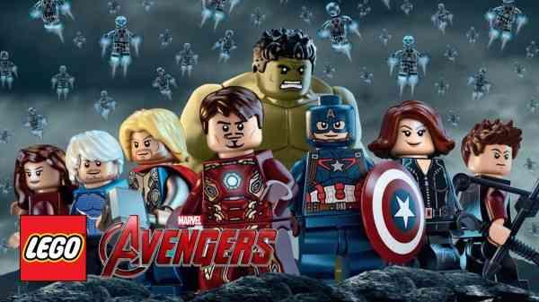 Lego Marvel Avengers 4