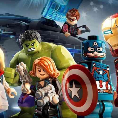 Lego Marvel Avengers Featured