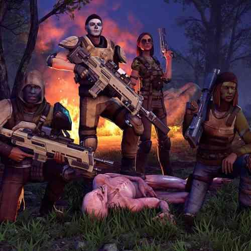Top 20 Games of 2016 XCOM 2