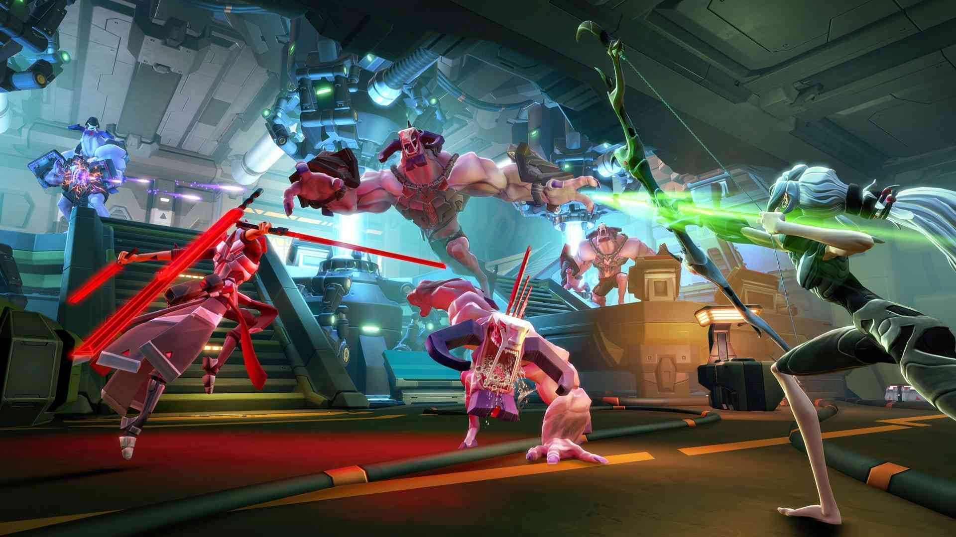 2K and Gearbox Unveil New Battleborn Game Features, Including a Hardcore Mode