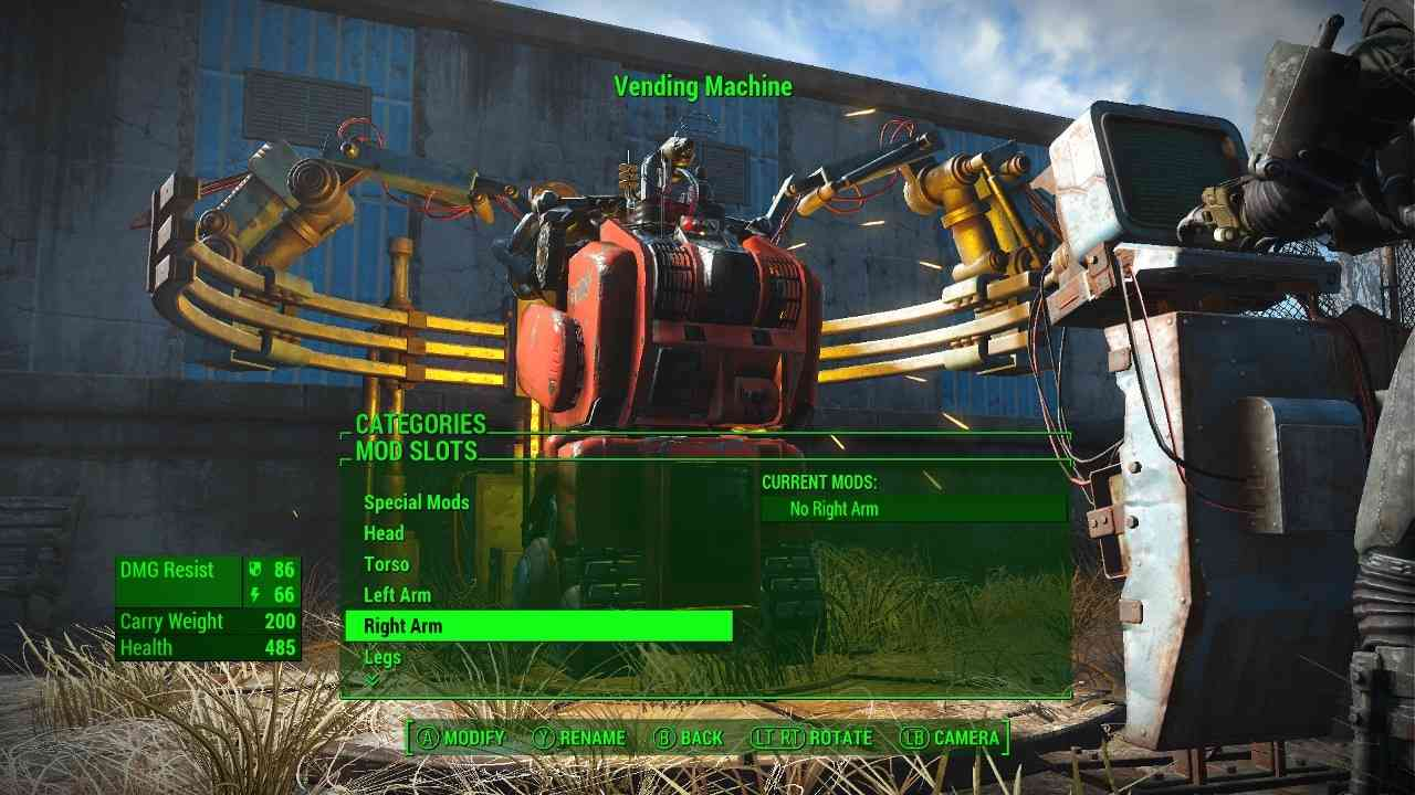 Fallout 4 Automatron Dlc 6 Tips To Building Your Own