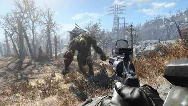 Fallout 4 Survival Mode Update More Incentive Than Ever