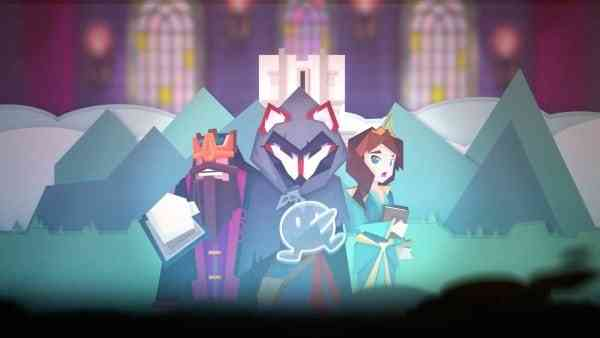 Flat Kingdom Characters