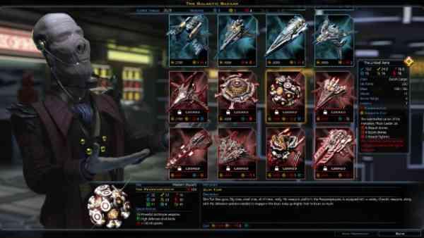 Galactic Civilizations III Mercenaries Screen 2
