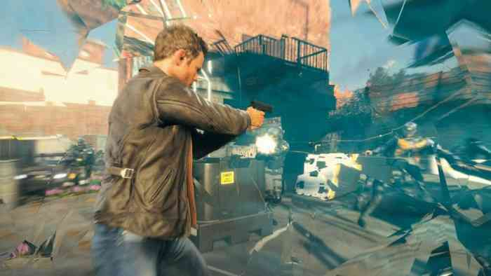 Quantum Break Update