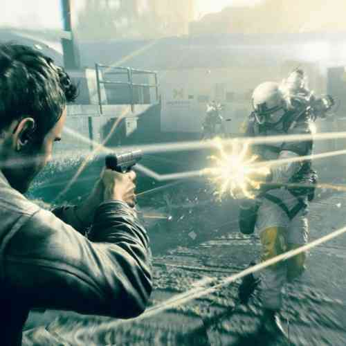 Top 20 Games of 2016 Quantum Break