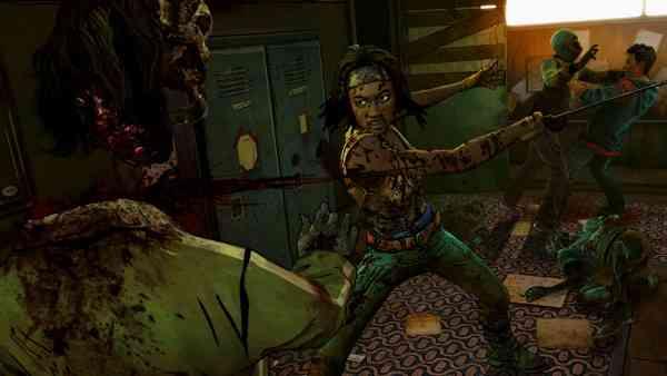 The Walking Dead Michonne Featured