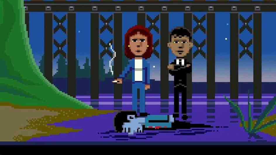 Thimbleweed Park For Xbox One, PC and PS4 Gets New Trailer, And Sweet PAX Swag