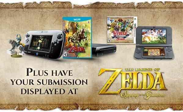 Zelda Contest