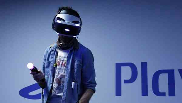 playstation vr hero vr at ces