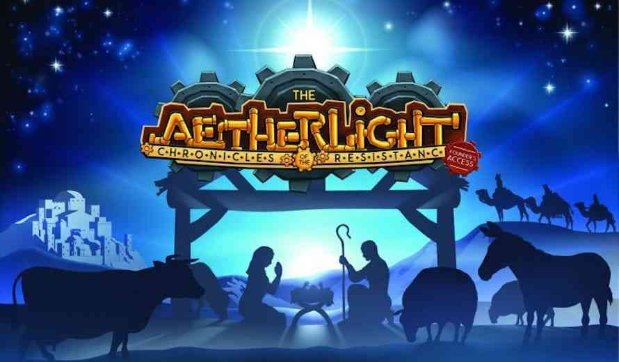 The Aetherlight: Chronicles of the Resistance Officially Launches