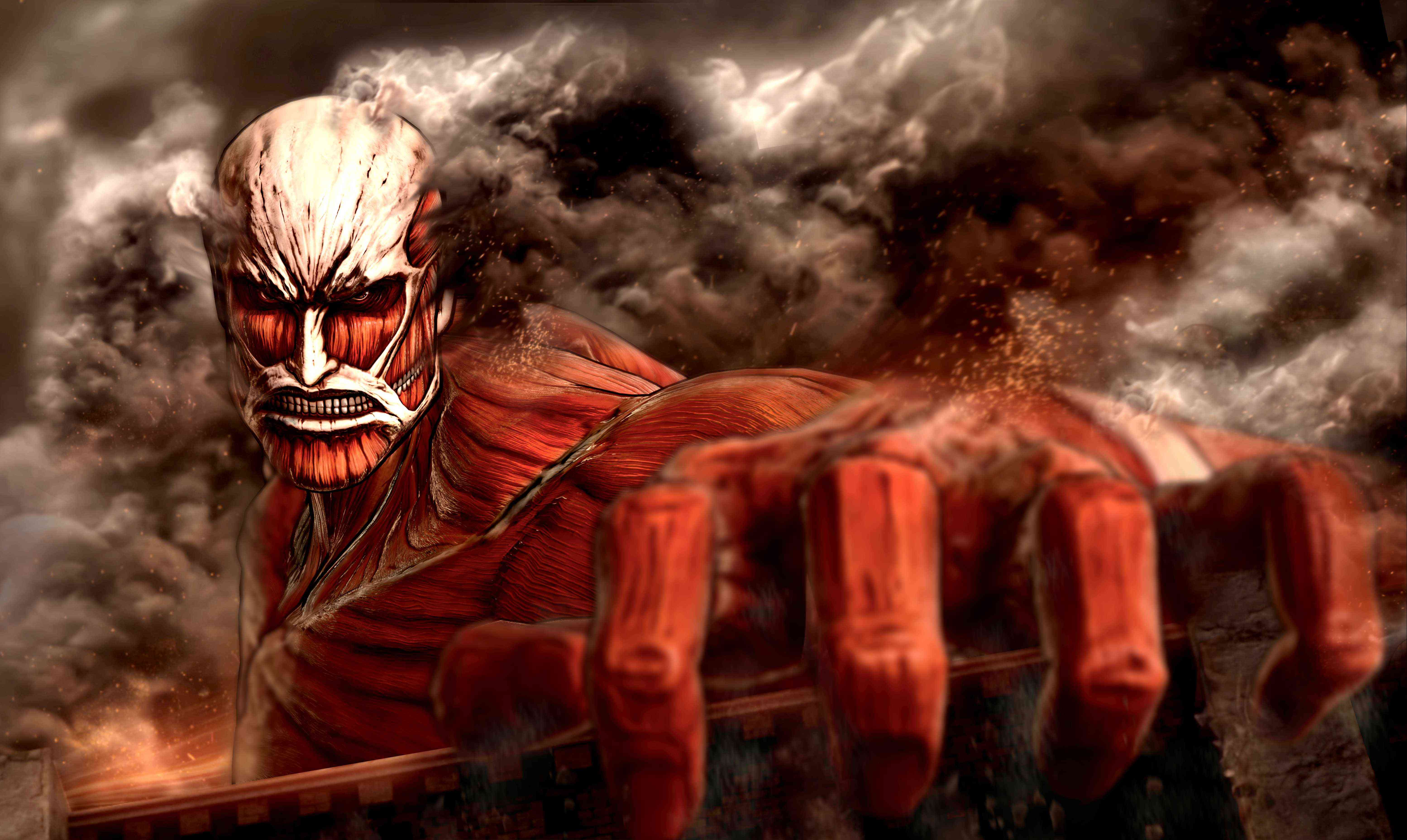Attack on Titan Gets a Release Date for Xbox One, PS4, PS3 ...
