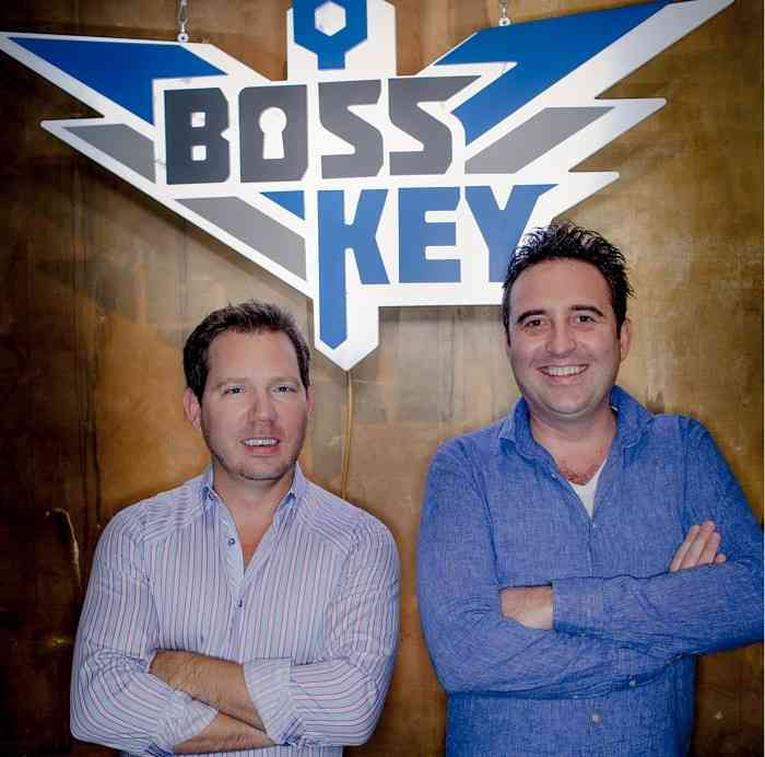 Boss Key Interview Cliffy B Arjan Brussee