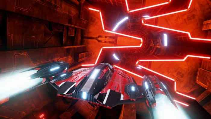 The Collider 2 Review Screen red gate