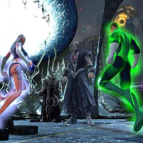 DC Universe Online Featured