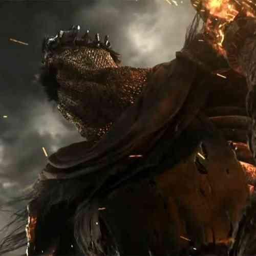 Dark Souls 3 statue Dark Souls III