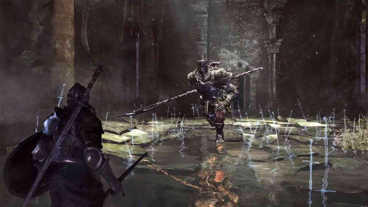 Dark souls 3 review aka rage quit 3 bring your a game for Dark souls 3 architecture