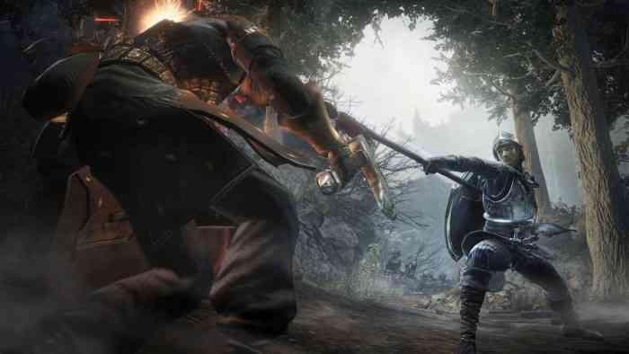 Dark Souls 3 spear