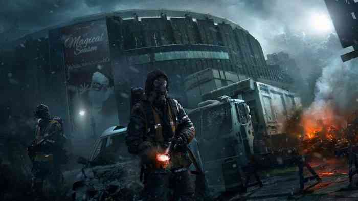The Division Patch