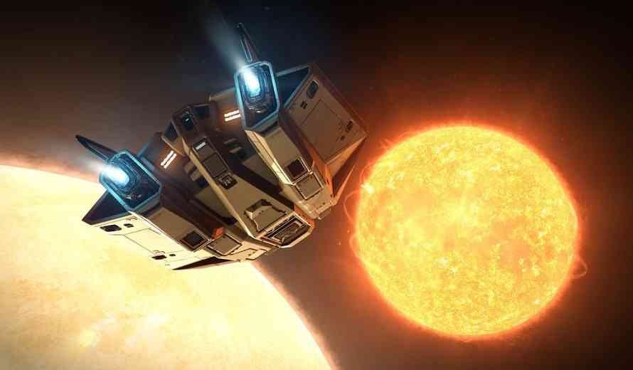 Forget No Man's Sky! Massive Galactic Explorer, Elite Dangerous Coming to PS4 in 2017