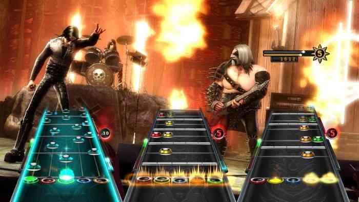 Rock Band 4 Fall Update