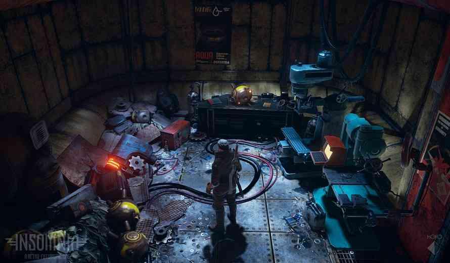 Dystopian Dieselpunk RPG, InSomnia Returns to Kickstarter