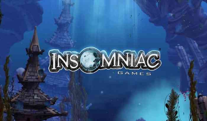 Insomniac Games Feature pic